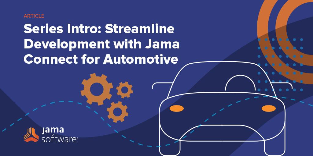 Jama Connect for Automotive